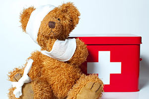 paediatric first aid instructor